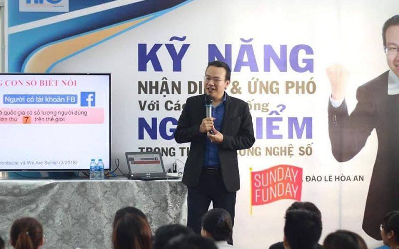 TS Đào Lê Hoà An